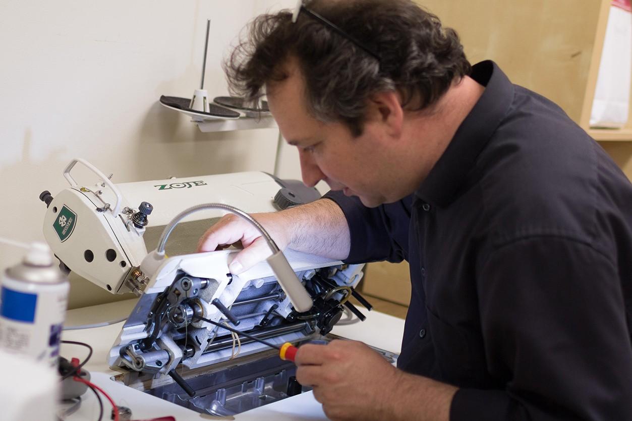 Réparation et entretien de vos machines
