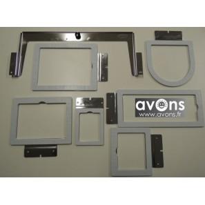 Kit fast magna frames