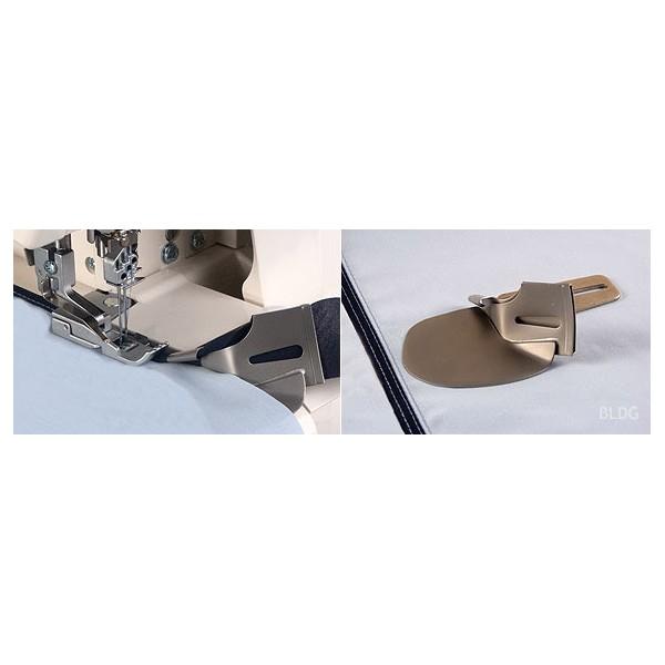 Pied pose biais simple pli (Entrée 40 mm / sortie 12mm) B0421S05A