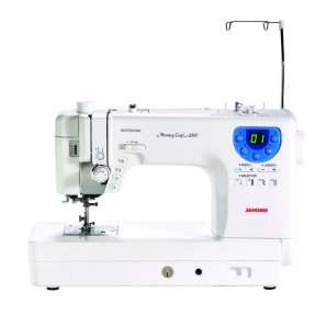 Machine à coudre JANOME MEMORY CRAFT 6300 PRO