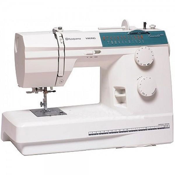 Machine à coudre HUSQVARNA EMERALD 118