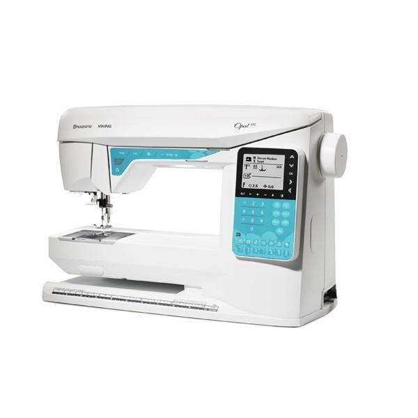 Machine à coudre HUSQVARNA OPAL 650