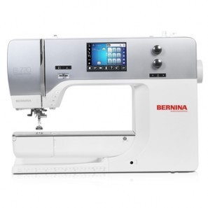 Machine à coudre BERNINA 770 QE