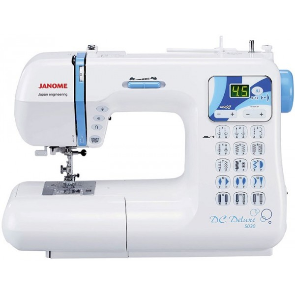 Machine à coudre JANOME 5030