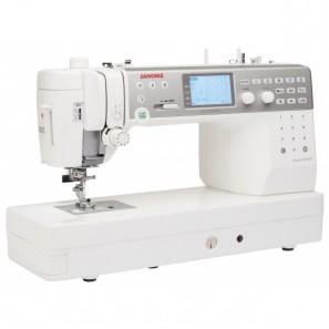 Machine à coudre JANOME MEMORY CRAFT 6700 PROFESSIONNELLE