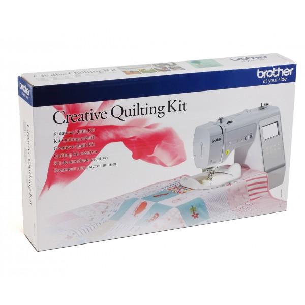 Pied pour quilting et patchwork QKM2