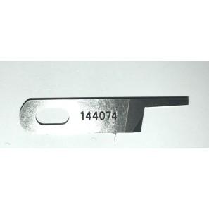 Couteau pour surjeteuse industrielle Brother 144074