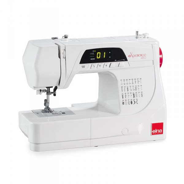 Machine à coudre ELNA eXperience 450