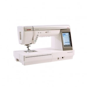 Machine à broder JANOME MEMORY CRAFT 9450 QCP