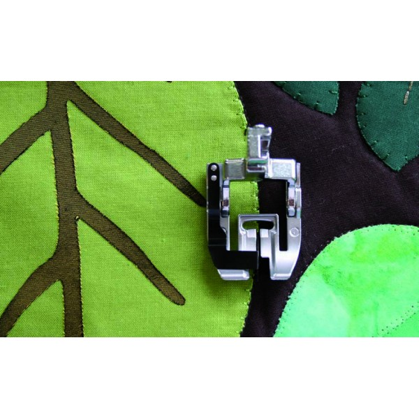 Pied Quilt/Couture (avec guide au milieu)