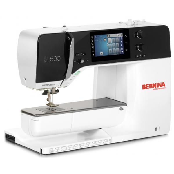 Machine à coudre BERNINA 590 Série 5