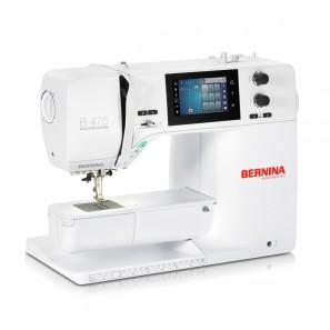 Machine à coudre BERNINA 475QE