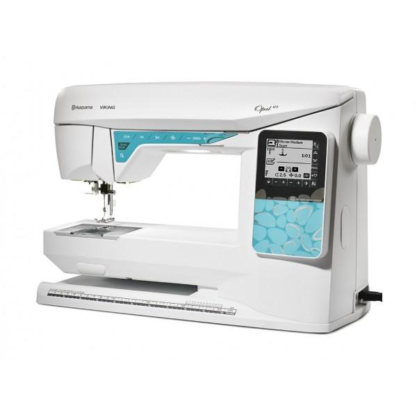 Machine à coudre HUSQVARNA OPAL 670