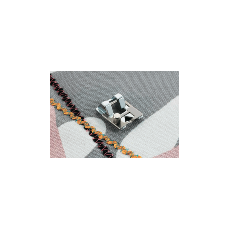 Pied de tressage f021n for Machine a coudre xn1700