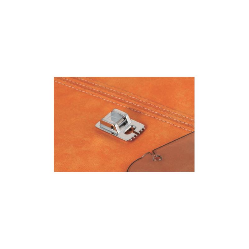 Pied 5 nervures pour plis cousus f037n for Machine a coudre xn1700