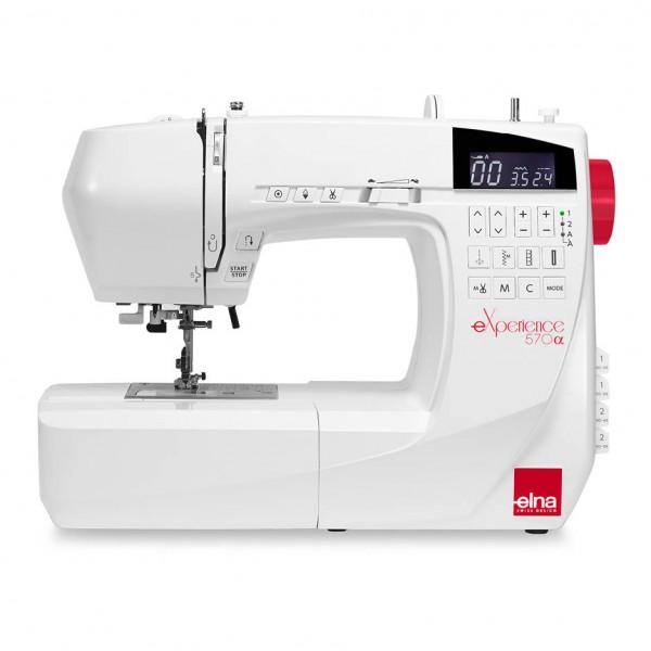 Machine à coudre ELNA Experience 570 Alpha
