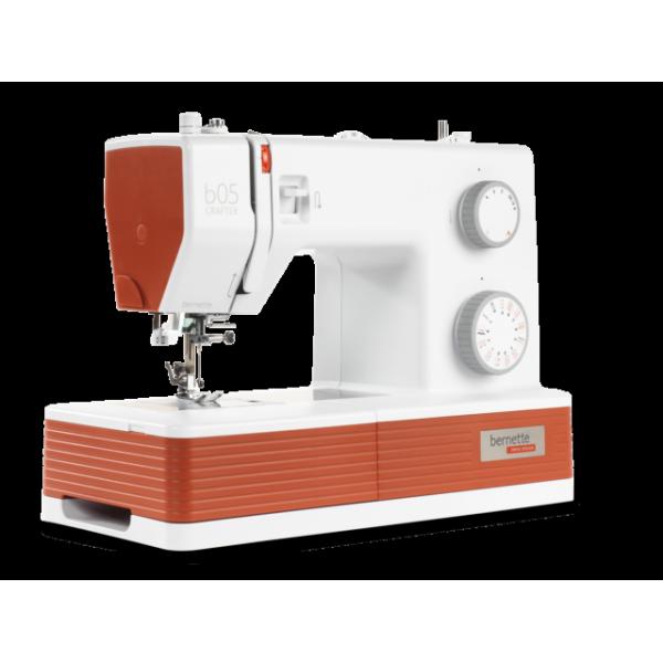 Machine à coudre BERNETTE B05 CRAFTER