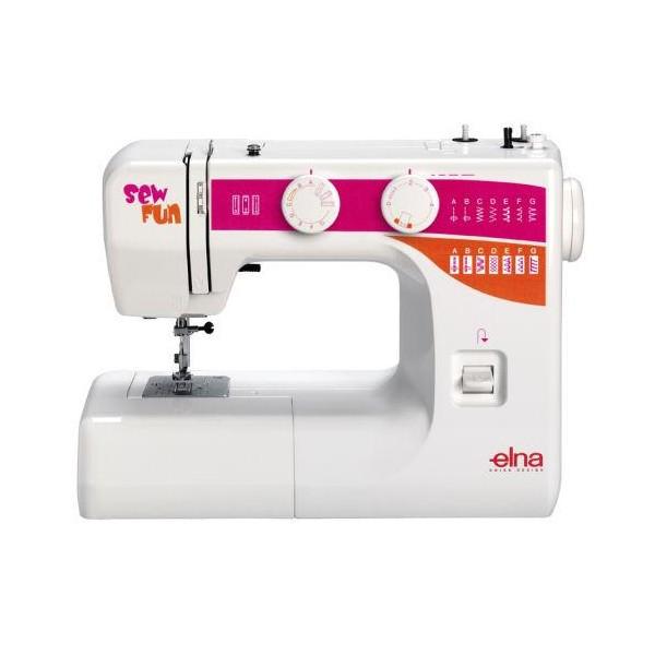 Machine à coudre ELNA 1000 Sew Fun