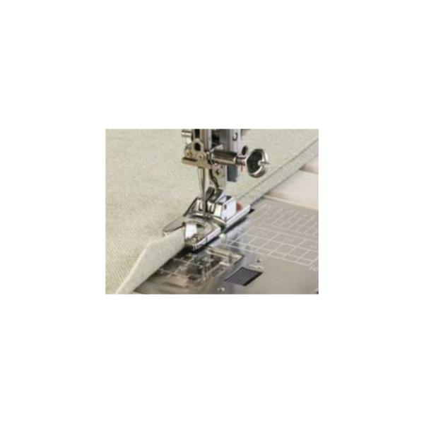 """Set pied pour ourlet roulotté """"D1"""" / 4mm """"D2"""" 6mm"""