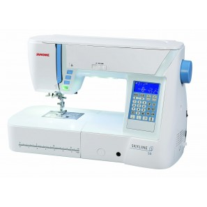 Machine à coudre JANOME MEMORY CRAFT 8900QCP SE