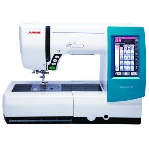 Machine à coudre JANOME MEMORY CRAFT 8900QCP SE