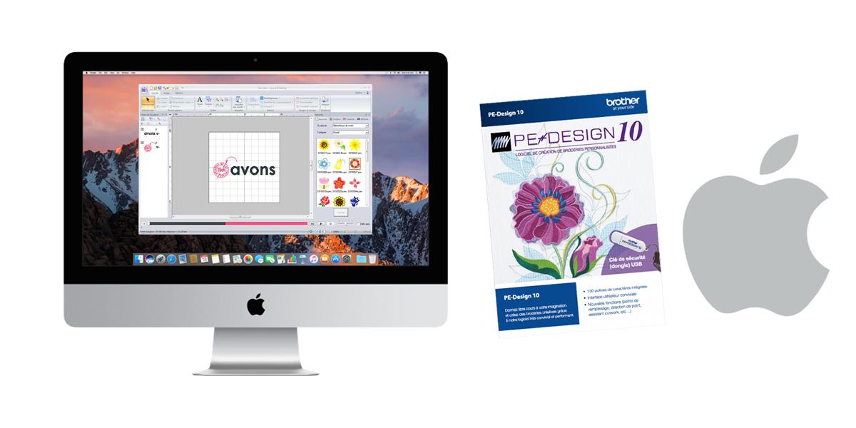 Comment Installer Le Logiciel PE Design Sur Mac